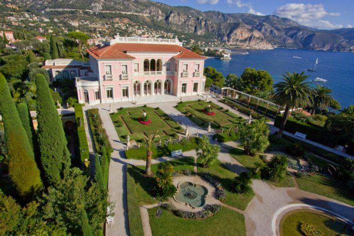 Villa de Rothschild